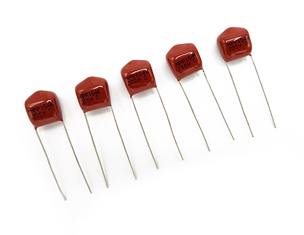 METTALIZED POLYPROPYLENE FILM CAPACITOR